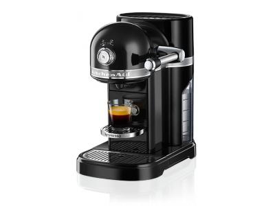 Nespresso by KitchenAid Onyx Zwart
